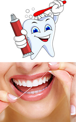 Dr Suril Amin, Denture & Implant Clinic, Remove stains