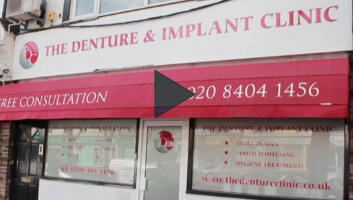 High Impact Acrylic Dentures Sutton - PRGF Video